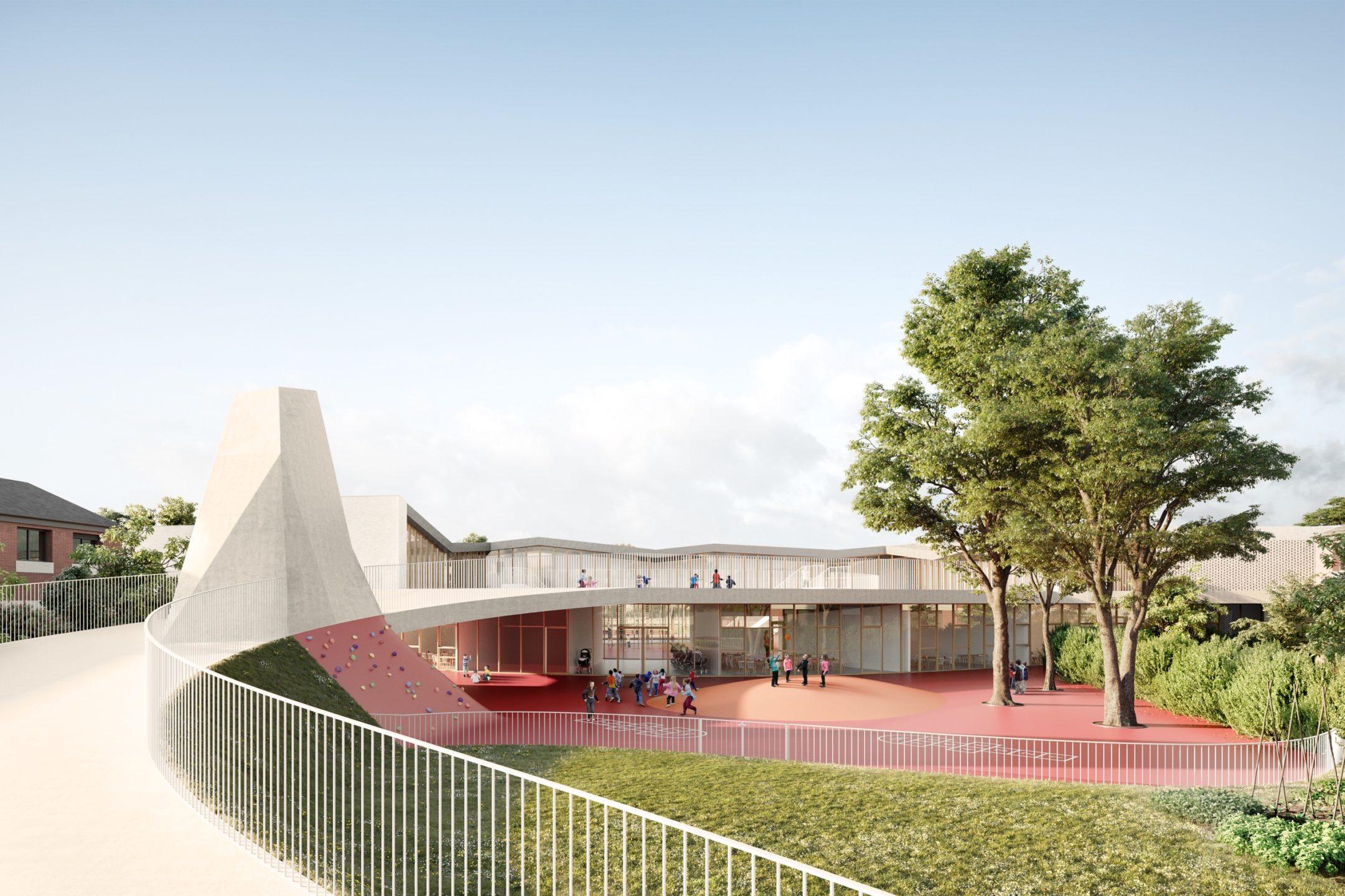 Lille-Hellemmes : Groupe scolaire